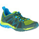 Merrell Tetrex Rapid Crest Shoes Men green/blue